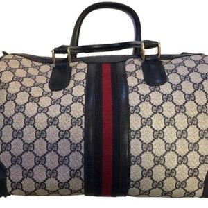 Gucci Boston Vintage Gg Plus Bag